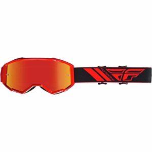 Fly Racing – Masque Zone Rouge/Noir – Unicolor – Unique – Unicolor