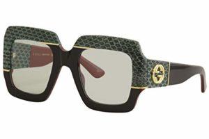 Gucci – GG0484S, acétate femme
