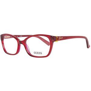 Guess – Monture de lunettes – Femme Rouge Rot