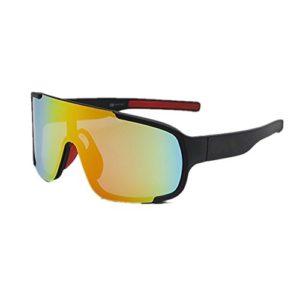 JWIL Lunettes de vélo à changement de couleur pour adultes, pour les amateurs de cyclisme, pour le sport en plein air, le golf, le ski, la course à pied, la conduite
