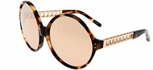 Linda Farrow Lunettes de Soleil 451 T-SHELL ROSE GOLD Tortoise Shell Rose Gold/Rose Gold 60/17/140 femme