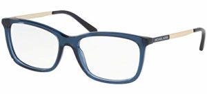 Michael Kors 0MK4030 Lunettes de soleil, Blue, 54 Femme