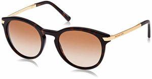 Michael Kors Adrianna III 310613 53 Montures de lunettes, Marron (DK Tortoise/Brown Gradient), Femme