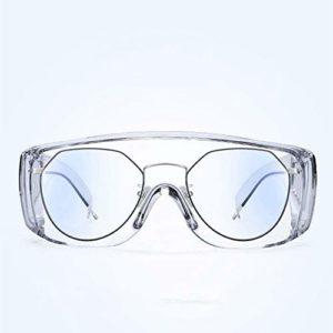 Ys-s Personnalisation de la boutique Anti-buée Lunettes anti-liquides lunettes de protection contre les éclaboussures for le laboratoire de la poussière de ponçage mine de charbon, des lunettes de séc