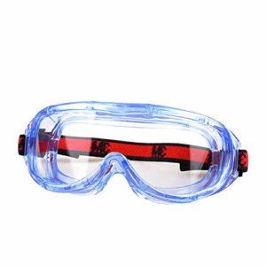 Ys-s Personnalisation de la boutique Lunettes anti-buée des lunettes de protection résistant aux chocs lunettes de laboratoire résistant vent résistant à la poussière, des lunettes de protection anti-