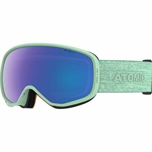 ATOMIC – Masque De Ski/Snow Count S 360° HD Mint Cat.3-2 Mixte – Mixte – U – Vert