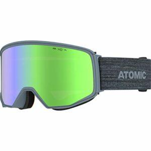 ATOMIC – Masque De Ski/Snow Four Q HD Grey Cat.3-2 Mixte – Mixte – U – Gris