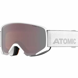 ATOMIC – Masque De Ski/Snow Savor White Cat.2 Mixte – Mixte – U – Blanc