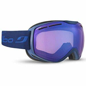 Julbo Fusion Masque DE Ski Adulte Unisexe, Bleu, L+