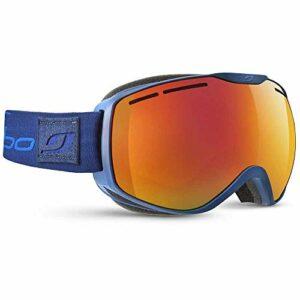 Julbo ISON XCL Masque DE Ski Adulte Unisexe, Bleu, L+