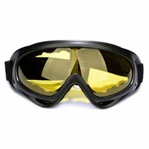 Lunettes de ski lunettes de neige protection UV Protection Lunettes de ski snowboard lunettes de ski de montagne de la montagne Snowmobile Hiver Sport gogle Lunettes de neige Lunettes de sécurité Spor