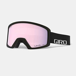 Giro Blok Black Wordmark Masque de ski unisexe