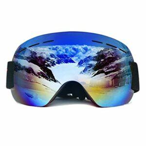 Les Lunettes de Ski Peuvent être des Lunettes Adultes antidérapantes antidérapantes