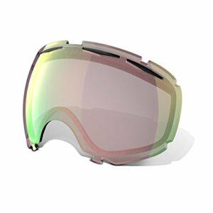 Oakley Canopy VR50 Lentille de Remplacement pour Masque de Ski/Snowboard Rose