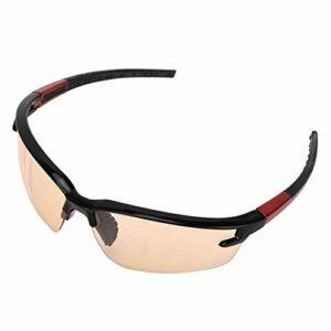 Anti-Impact avec des Lunettes Anti-Impact en TPE Souple Lunettes de Sports de Plein air, Amateurs de Sports de Plein air, pêche, Cyclisme en Plein air(Outdoor Sports Glasses)