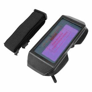 Cosye Automatiquement pour Filtre de lumière Lunettes de soudage photoélectriques automatiques Lunettes de soudage Lunettes de Gradation