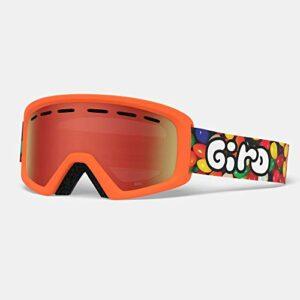 Giro Lunettes de Ski Unisexes Jelly
