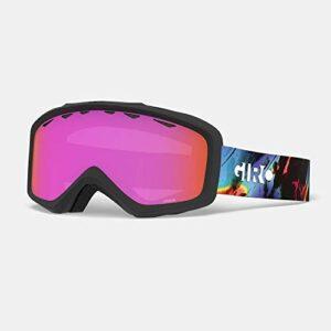 Giro Masque de Ski Unisexe pour Jeune, Tropic