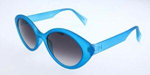 ITALIA INDEPENDENT Eyewear Lunettes de soleil Original Loisirs Bleu Forme ovale Femme 51-18-140 mm