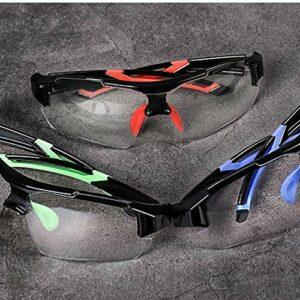 Lpinvin Lunettes de Cyclisme Lunettes de Soleil Lunettes de Sport Cyclisme Objectifs for Hommes Courir Conduite Pêche Golf Baseball Lunettes de vélo Lunettes de Soleil polarisées