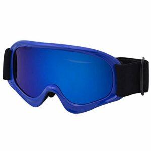 Lunettes De Ski Double Anti-Brouillard Miroir De Neige Myopie Anti-Neige Masque De Neige Aveugle Lunettes De Ski 2