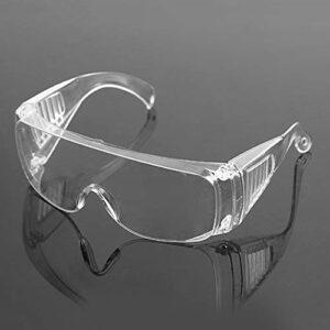 #N/V Lunettes de sécurité anti-poussière, lunettes de travail, lunettes de dentition, lunettes de protection anti-vent, lunettes de travail transparentes