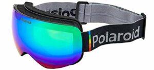 Polaroid Masque de Ski PLD Mask 01 Dark Blue/Multicolour Unisexe