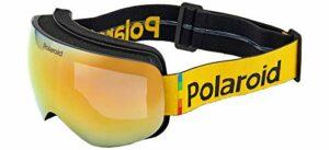 Polaroid Masque de Ski PLD Mask 01 Yellow/Yellow Unisexe