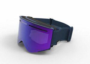 Spektrum Lunettes de Ski, Lunettes de Snowboard, Spectre Bleu