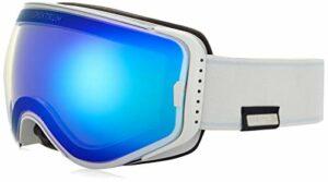 Spektrum Skutan Photochromic Edition Masque de Ski Gris Froid Taille M