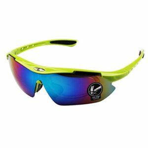 Hommes femmes coupe-vent équitation course cyclisme lunettes en plein airvtt vélo lunettes de soleil sport VTT vélo de route lunettes