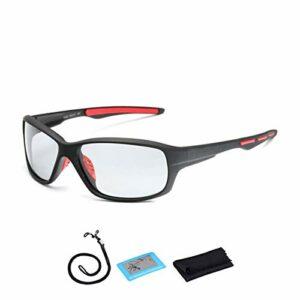 Lunettes de cyclisme photochromiques polarisées lunettes de vélo de montagne femmes hommes Sport de plein air vélo de route lunettes de soleil lunettes de course