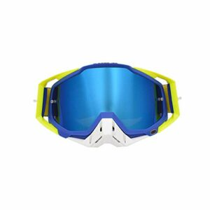 N-B Pare-Brise De Moto, Lunettes De Ski De Fond, Lunettes De Cavalier De Ski D'éQuitation