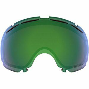 Oakley Canopy Lentille de Remplacement pour Masque de Ski/Snowboard Mixte Adulte, Prizm Jade Irid