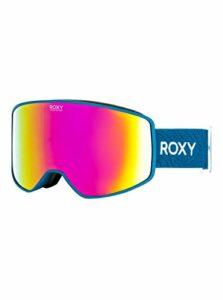 Roxy Storm Women-Masque de Snow/Ski pour Femme, Ocean Depths, FR Unique (Taille Fabricant : 1SZ)
