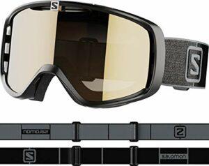 Salomon Aksium Access Masque De Ski Et Snowboard Unisexe Taille Unique