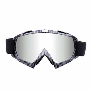 TYHDR Marque Ski Lunettes Grand Ski Masque Lunettes Ski Hommes Femmes Neige Snowboard Lunettes Anti-sable Coupe-Vent