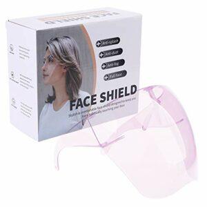 Yasu7 Lunettes de protection des yeux industrielles anti-buée et anti-rayures pour le soudage, le meulage, le cyclisme, le bricolage, le laboratoire,