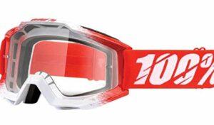 100% The Accuri – Masque – rouge/blanc 2014