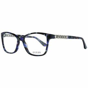 Guess Lunettes de vue femme Bleu GU 2677 090 55/17