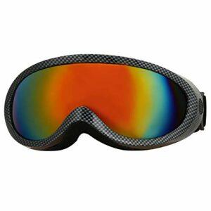 GXP Équipement De Protection Coupe-Vent De Lunettes De Ski De Monocouche De Sport Unisexe en Plein Air