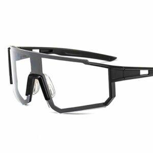 Aiovemc Lunettes de cyclisme de sport en plein air coloré hommes UV400 PC lunettes de vélo coupe-vent lunettes de cyclisme lunettes de soleil de vélo