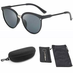 BSTQC Lot de 5 paires de lunettes de soleil classiques Protection UV400 pour sports de plein air, golf, cyclisme, pêche, randonnée, lunettes de soleil