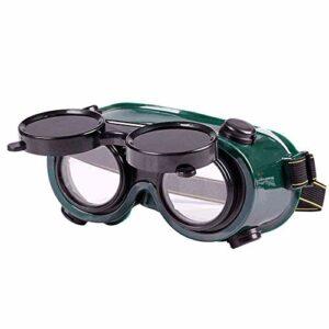 Casque de soudage, Sécurité Soudage Lunettes de soudure Coup de soudure Meulage Eyes Protection Soudure Soudage Lunettes de protection Sécurité de travail Lunettes de protection lunettes de sécurité