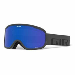 Giro Roam Masque de Ski/Snow, Unisexe Adulte, Grey Wordmark, Taille Unique
