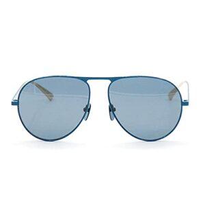 Gucci GG0334S-003 lunettes de soleil, Vert, 60.0 Femme