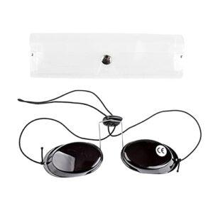 Harilla IPL Lunettes Oeil de Protection Lunettes pour Cheveux, Détatouage, Picoseconde et Protection Contre La Lumière UV
