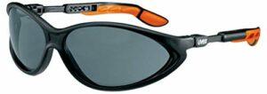 Lunettes de Protection uvex Cybric | Oculaire en Polycarbonate Gris | Certifiées en 166 172 | Lentilles Antibuée | Résistantes aux Rayures – Produits Chimiques | Protection UV400 | Légeres