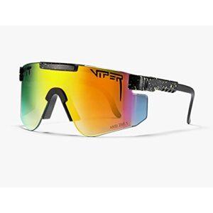 Lunettes de sport polarisées UV400 pour cyclisme, baseball, pêche, ski, course à pied, golf C35
