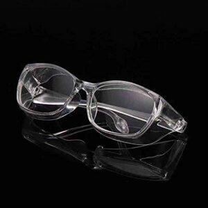 QCLU Lunettes de protection Anti-pollen, lunettes de pollen lunettes de gorge de filles de fièvre, protection anti-bleu anti-bleue ANTI-Bleue Protection des yeux Caractéristiques de la lentille claire